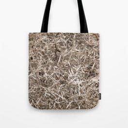 Grass Camo Tote Bag