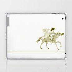 Bullet Flying Laptop & iPad Skin