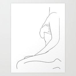 plaisir Art Print