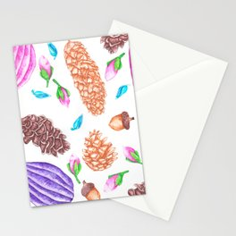 From Summer to Autumn (color) Stationery Cards