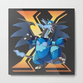 Dragon bomber Metal Print