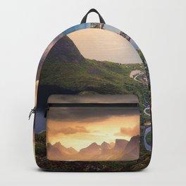 Reinebringen norway Backpack