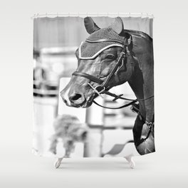 b&w classy design #collection II Shower Curtain