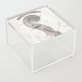 musical geometr.eye Acrylic Box