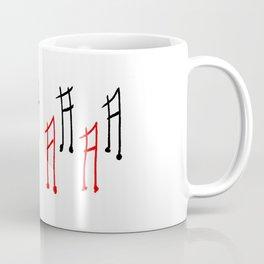 Melody 2 Coffee Mug