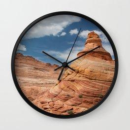The Wave #2 - Arizona Wall Clock