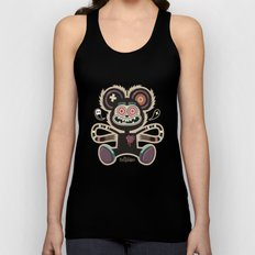 Freemousse Unisex Tank Top