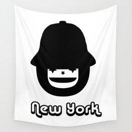 STEVEN DANA NEW YORK CHILIBOY Wall Tapestry