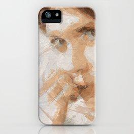 Decision iPhone Case