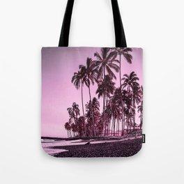 Palm trees 3 Tote Bag