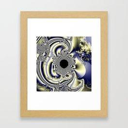 Super Collider Framed Art Print
