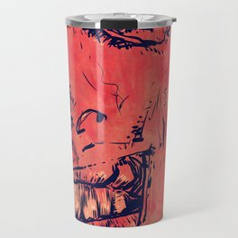 Icons: Leatherface Travel Mug