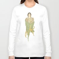 loki Long Sleeve T-shirts featuring Loki by Pulvis