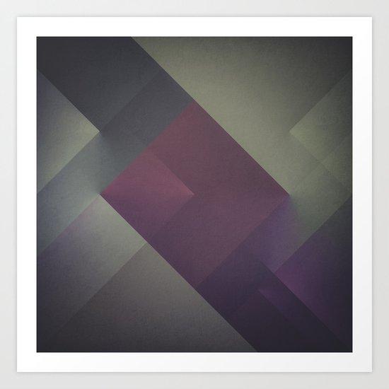 RAD XLVI Art Print