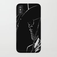 django iPhone & iPod Cases featuring Django by JessicaBader