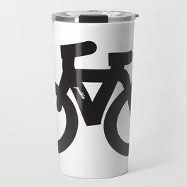 Simple Bike Travel Mug