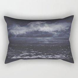 Mixed emotions Rectangular Pillow