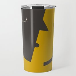 Love poster Travel Mug