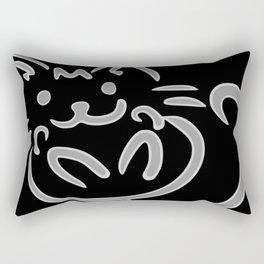 Chibi Kitten Rectangular Pillow