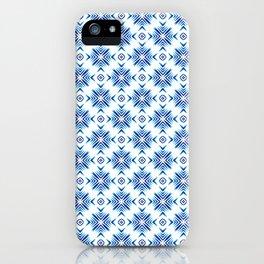 Shibori Watercolour no.5 iPhone Case