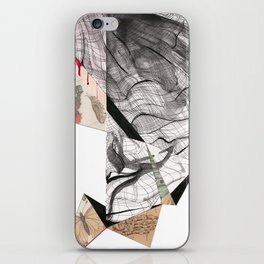 Fragment iPhone Skin