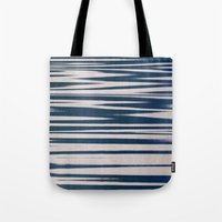 tchmo Tote Bags featuring Untitled 20141114d by tchmo