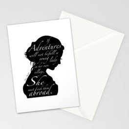 JANE AUSTEN Stationery Cards