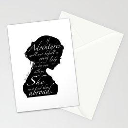JANE AUSTEN Stationery Cards