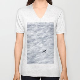 The Sky as the Sea Unisex V-Neck