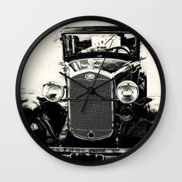 Model A Ford Wall Clock