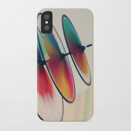 Spin, spin, spin iPhone Case