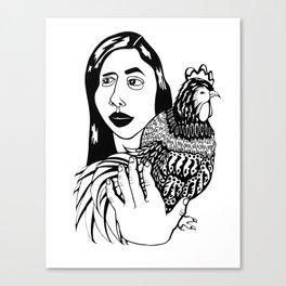 Nátura I Canvas Print