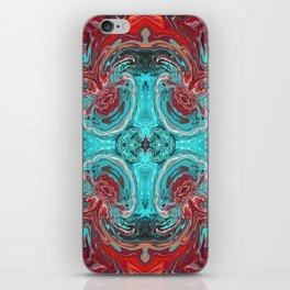 Anserine Implosion iPhone Skin