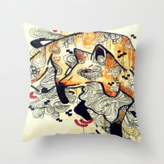 The Guiding Ones Throw Pillow
