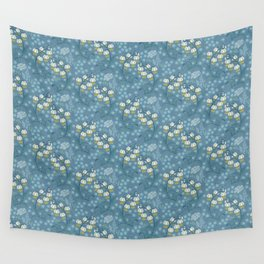 Martagon lilies Wall Tapestry