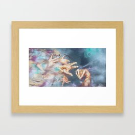 Frustrated Envy Framed Art Print