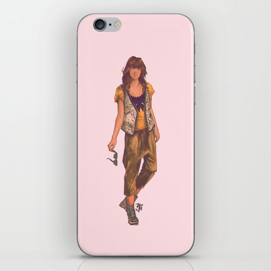 Bellhas iPhone & iPod Skin