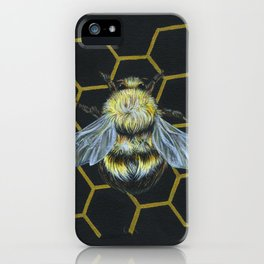 Bumble Bee iPhone Case
