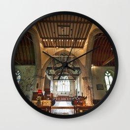 St Andrews Crossing Wall Clock