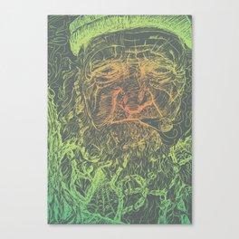 """""""Age"""" - Jungle Canvas Print"""