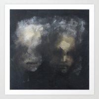 """""""Hades"""" By Nisus L'art Art Print"""