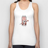 medical Tank Tops featuring Medical Panda by PweT