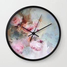 FLORAL PATTERN14 Wall Clock
