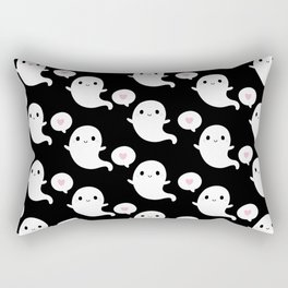 Cutie Ghost Rectangular Pillow