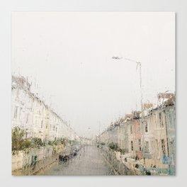 Rainy Sunday Canvas Print