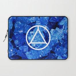 Sapphire Candy Gem Laptop Sleeve