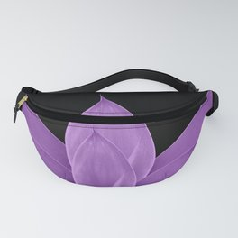 Purple Agave #1 #tropical #decor #art #society6 Fanny Pack