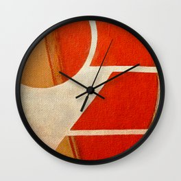 Haul (Sun) Wall Clock