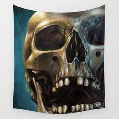 Skull 4 Wall Tapestry