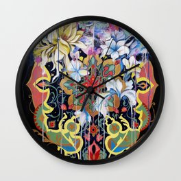 Forgotten Glory Wall Clock